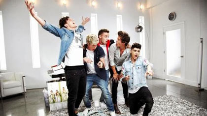 Best Song Ever, группа One Direction