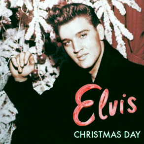 Elvis Christmas Day