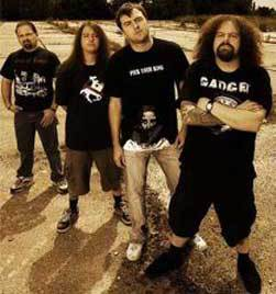 NAPALM DEATH приедут в Москву с «Time waits for no slave»